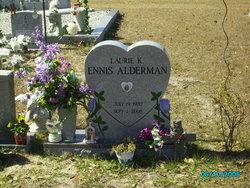 Laurie Kay <I>Ennis</I> Alderman