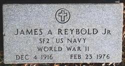James A Reybold Jr.