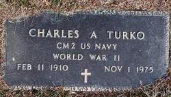 Charles A Turko