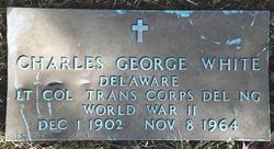 Charles George White