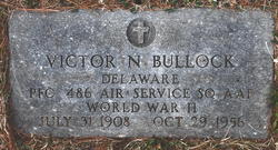 Victor Nelson Bullock