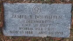 James B Doughten