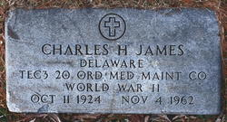 "Charles Harrison ""Beau"" James"