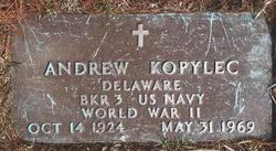 Andrew Kopylec
