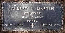 Albert L Mastin