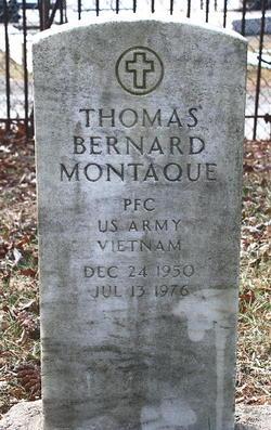 Thomas Bernard Montaque