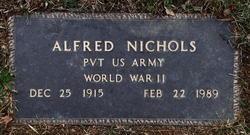 Alfred Nichols