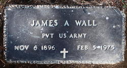 James A Wall