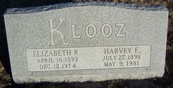 Elizabeth <I>Rice</I> Klooz