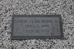 Samuel Clark Boone
