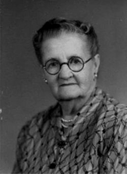 Martha Ann <I>Cooper</I> Holstine