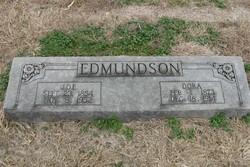 "Eudora Earnestine ""Dora"" <I>Pickering</I> Edmundson"