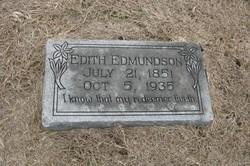 Edith Edmundson