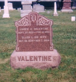 James Kinkennon Valentine