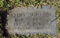 Ethel Faye Jones