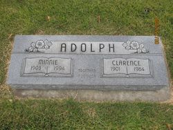 Clarence Adolph