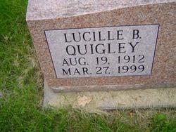 Lucille Irene <I>Blumenstein</I> Quigley
