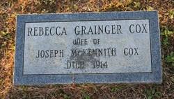 Rebecca Grainger Cox