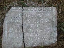 Granville Bowman Bledsoe, Jr