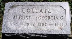 "Georgia Gertrude ""Gee"" <I>Bunting</I> Collatz"
