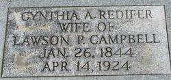 Cynthia A <I>Redifer</I> Campbell