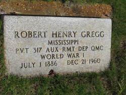 Robert Henry Gregg