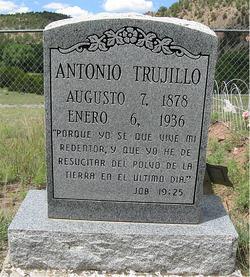 Antonio Trujillo