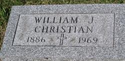 William John Christian