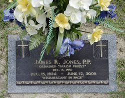 James R Jones, PP