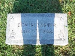 Ben R Carter