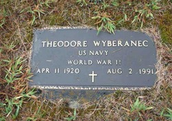 Theodore Wyberanec