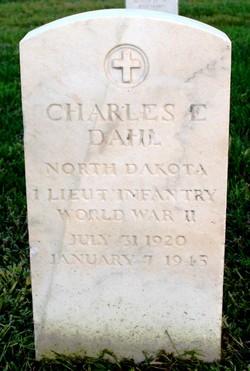 1LT Charles E Dahl