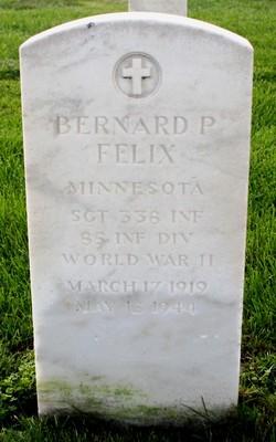 Bernard P Felix