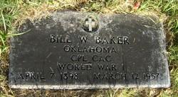 Bill W. Baker