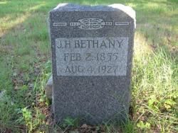 """James Hamilton """"Bud"""" Bethany"""