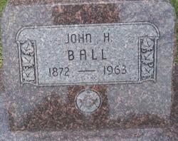 John Henry Ball