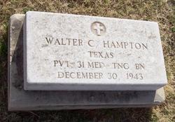 Walter C. Hampton