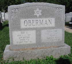 "Benjamin A. ""Ben"" Oberman"