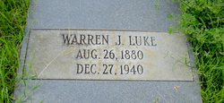 Warren James Luke