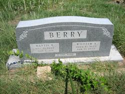 William Adolphus Berry