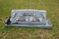 Etta Lee <I>Clemmons</I> Henry