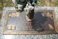 Willie T Lewis, Jr