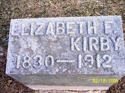 Elizabeth Fenner <I>Kentz</I> Kirby