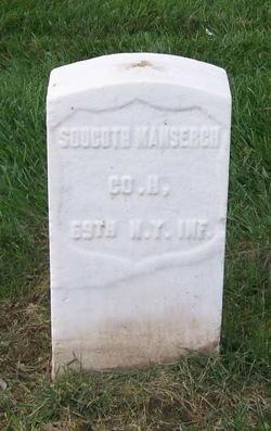 LT Soucoth Mansergh