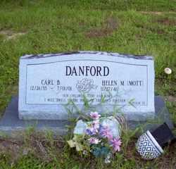 Helen <I>Mott</I> Danford