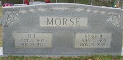 Mary Elsie <I>Bond</I> Morse