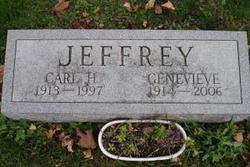 Genevieva E <I>Osburn</I> Jeffrey
