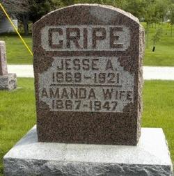 Jesse A Cripe