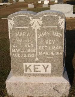 James Tandy Key