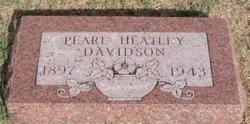 Lillie Pearl <I>Uptergrove</I> Davidson